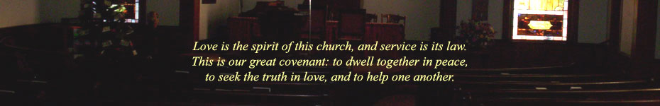 The First Universalist Church of Camp Hill Rotating Header Image