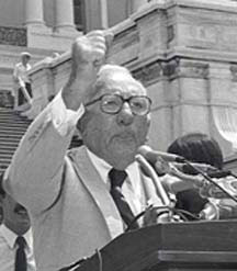 Rep. Claude Pepper (D-FL)